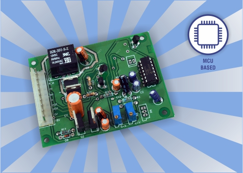 servo voltage stabilizer pcb circuits