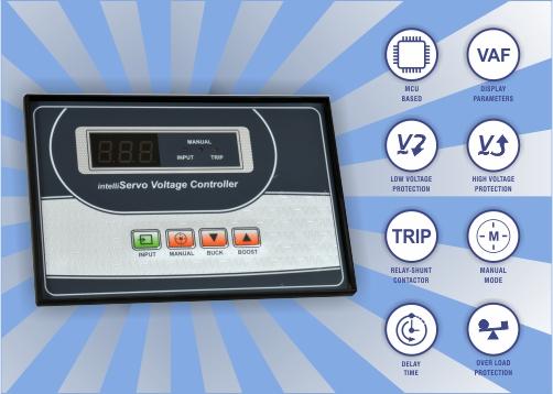 servo voltage controller modules
