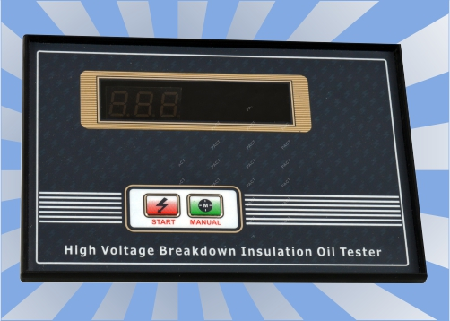 insulation oil dielectric strength test iots-3k module